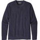 Patagonia Yewcrag - T-shirt manches longues Homme - bleu